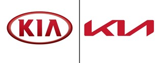 Kia Old And New Logo