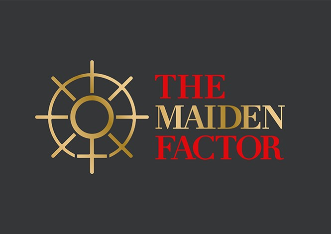 The Maiden Factor_Logo_Grey BG.jpg