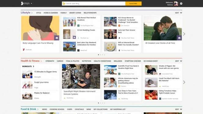 Transform Magazine MSN Realigns Its Online Identity
