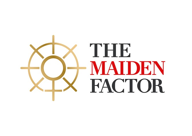 The Maiden Factor_Logo_White BG.jpg