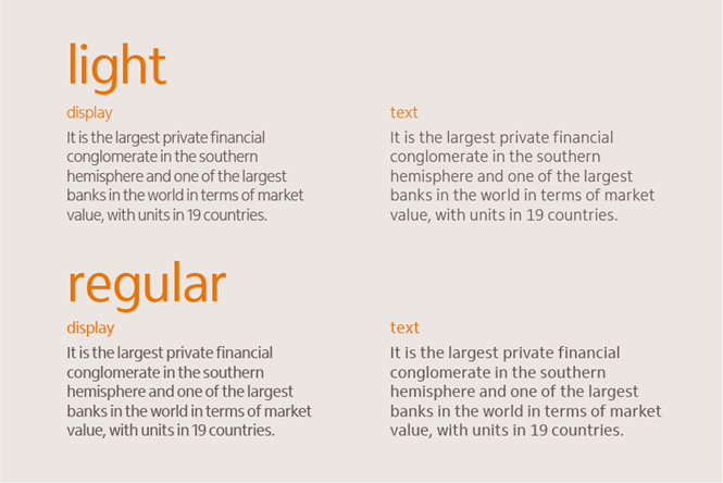 Transform magazine: Brazilian bank follows custom typeface trend