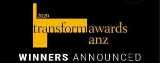 2 Transform ANZ 2020 Winners Website