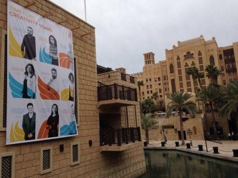 Transform magazine: Defining innovation: Dubai Lynx, day 2