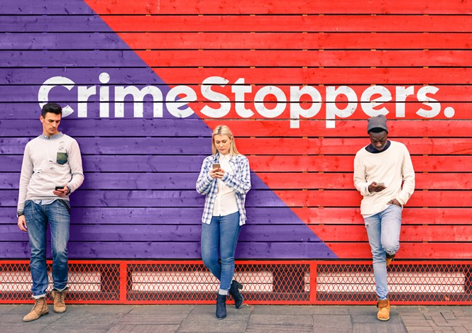 Transform magazine: Charitable organisation Crimestoppers